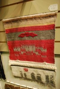 Weaving, by Sara Grose