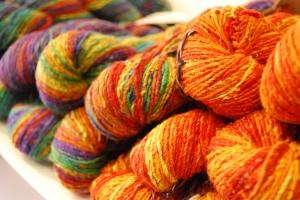 Silk Wool Blend