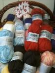 Cascade Cherub DK yarn 2 for $6