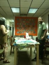 Matt Teaching a Bowtie Class