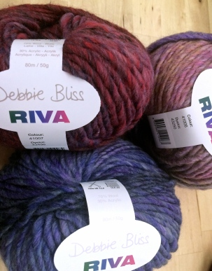 Riva rocks! chUnky funky and easy care