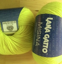 Lana Gatto Neon 100% soft wool