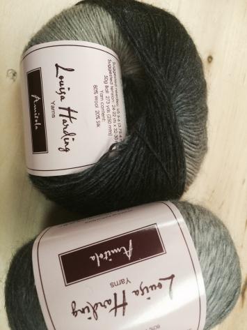 Louisa Harding, silk, wool blend